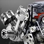 Motor , Getriebe , Antrieb