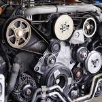 Motoranbauteile